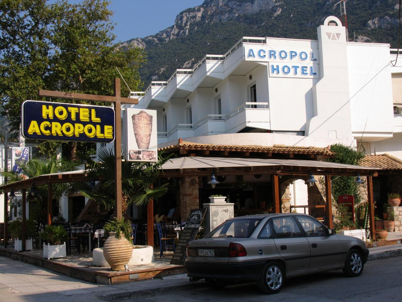 Hotel Acropole