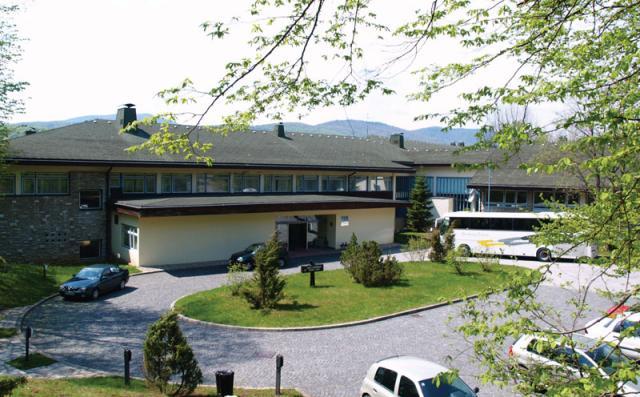 Hotel Plitvice - Plitvicei tavak