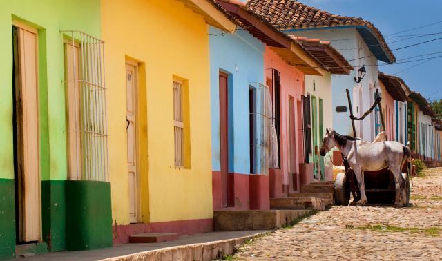 Kuba nagy körutazás, üdüléssel Varaderón