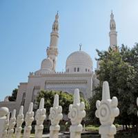 Emirátusok felfedezése - MSC Fantasia