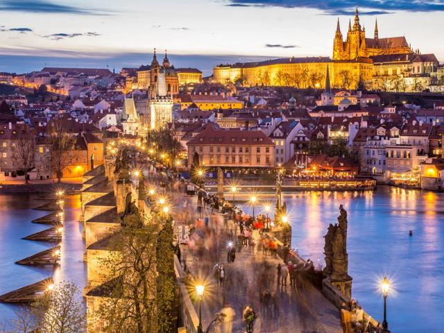 Arany Prága