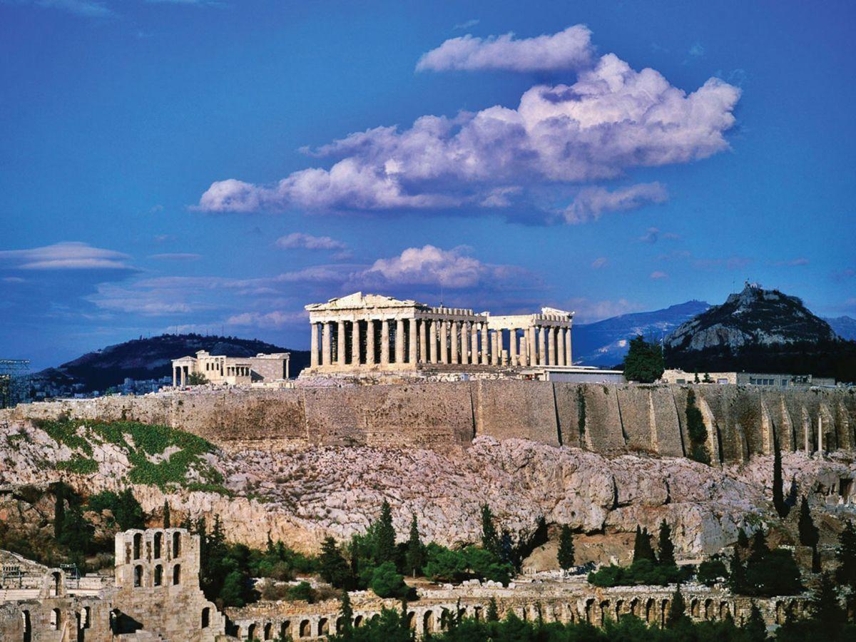 Antik görög körutazás