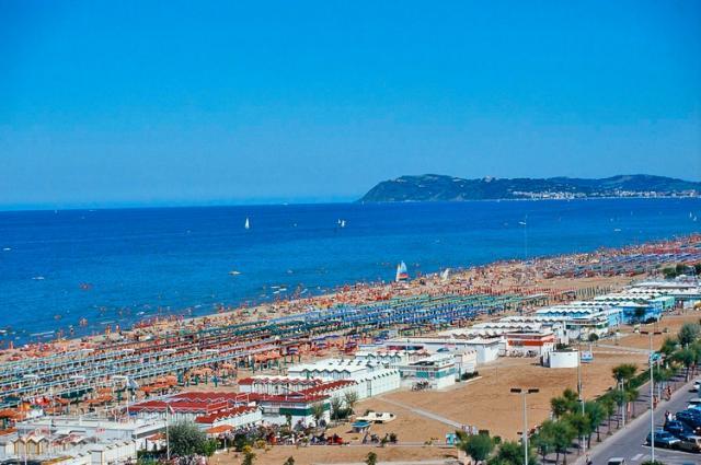 Tengerparti nyaralás Riminiben