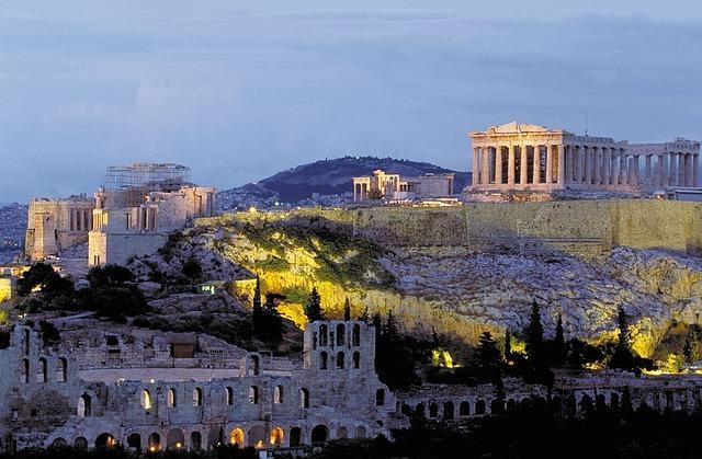 Téli hosszú hétvége Athénban