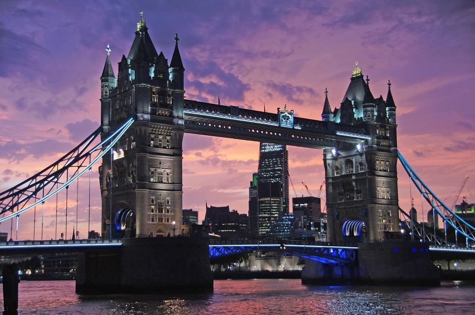 Őszi szünet Londonban