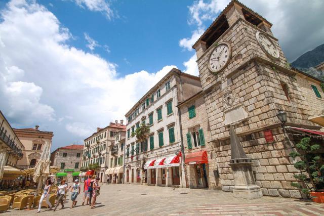 Montenegró, a mediterrán csoda - hotelben
