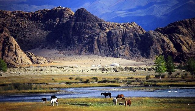 Körutazás Dzsingisz kán országában