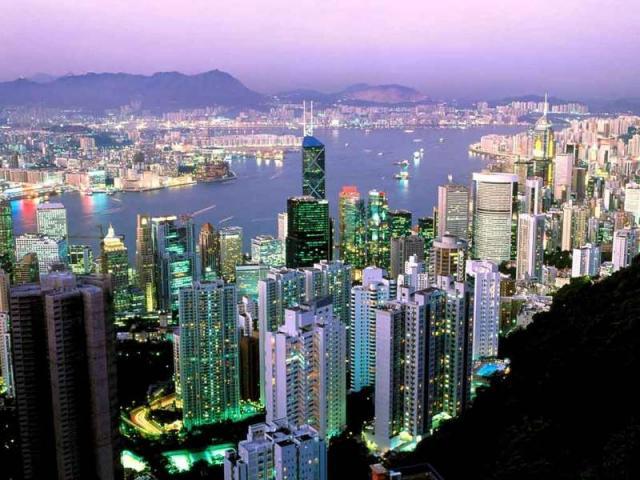 Hong Kong - Kanton - Guilin - Xian - Peking - Shanghai - Suzhou