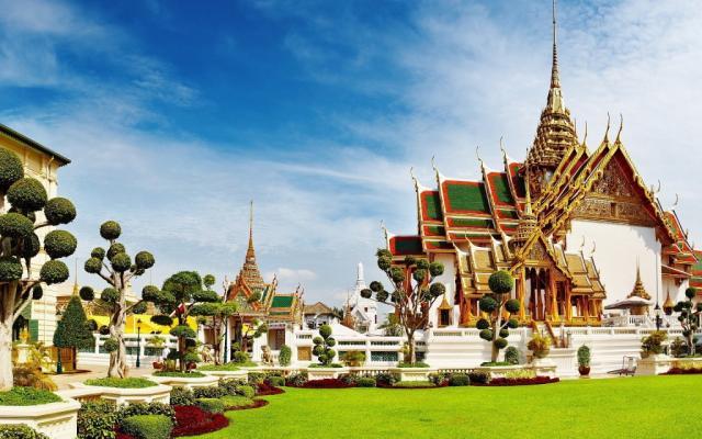 Rangon - Bago - Mandalay - Amarapura - Mingun - Sagaing - Irrawaddy-folyó - Paleik - Heho - Inle-tó - Bangkok - Kanchanaburi - Kwai folyó