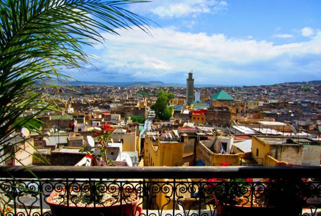 Marokkó gazdagon