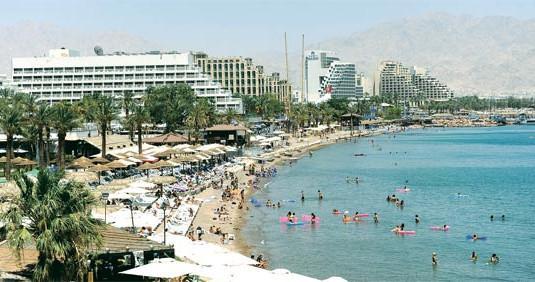 Eilat: nyár a télben, a Vörös-tenger és Izrael