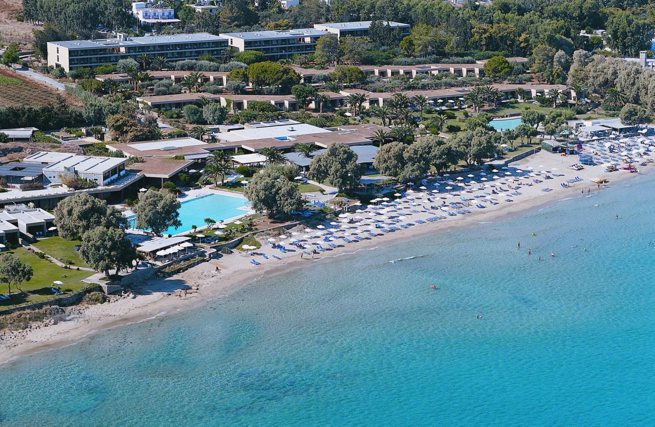 Kernos Beach Hotel and Bungalows