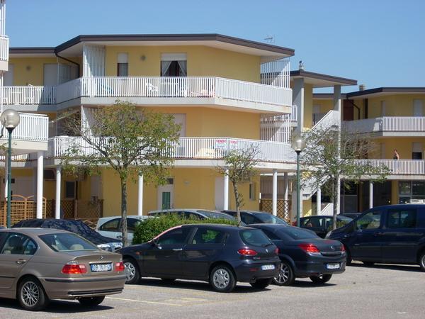 Canaima apartmanház - Bibione