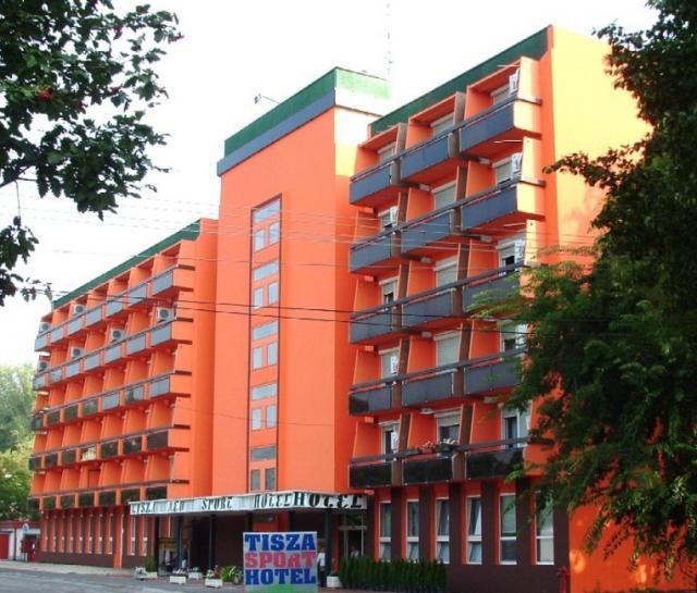 Hotel Tisza Sport Szeged
