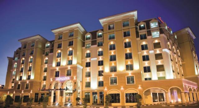 Dubai - Mövenpick Hotel Deira 5*