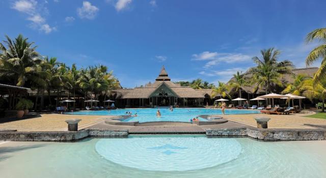 Beachcomber Shandrani Deluxe Resort