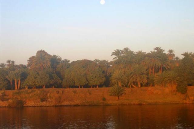Nílusi hajó / Kairó