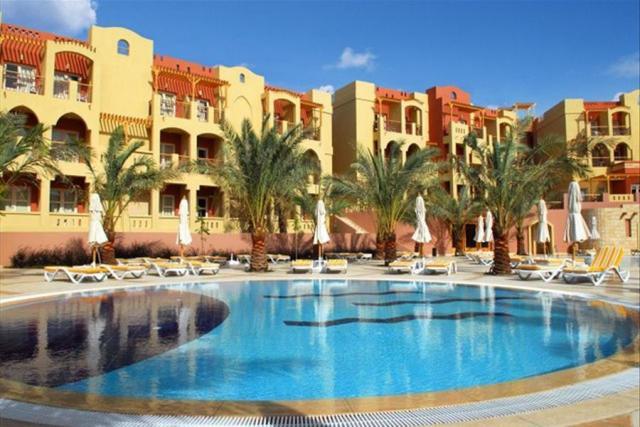 Marina Plaza + Dead Sea Spa