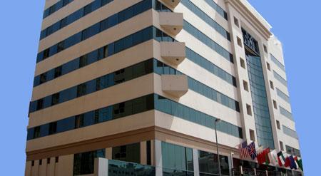 Hotel Hallmark Dubai
