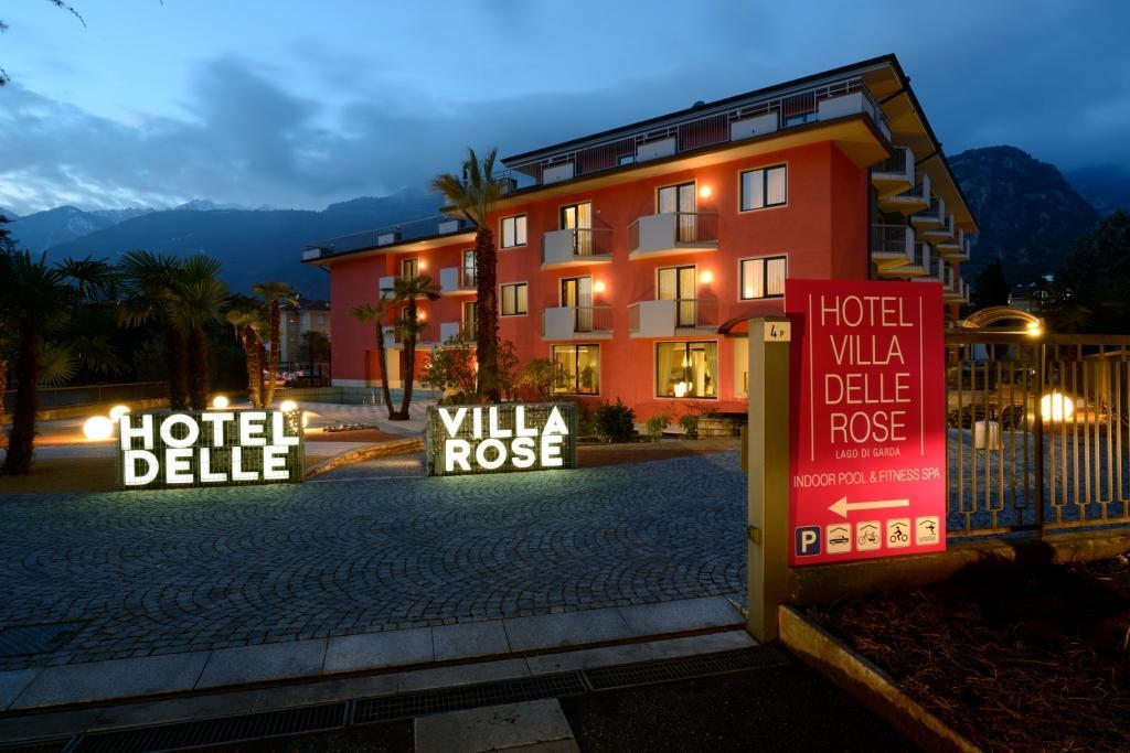 Ruefa Hotel Villa Delle Rose Arco Garda T