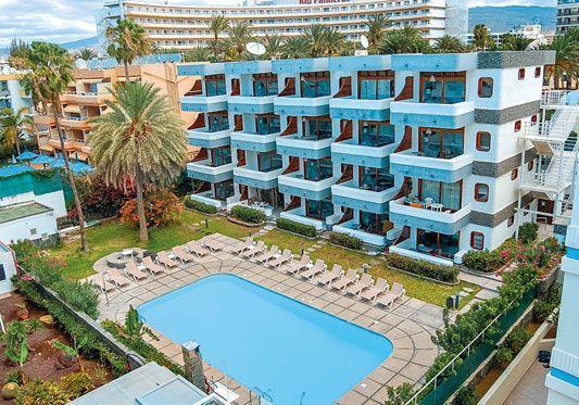 Apartamentos Los Mariachis