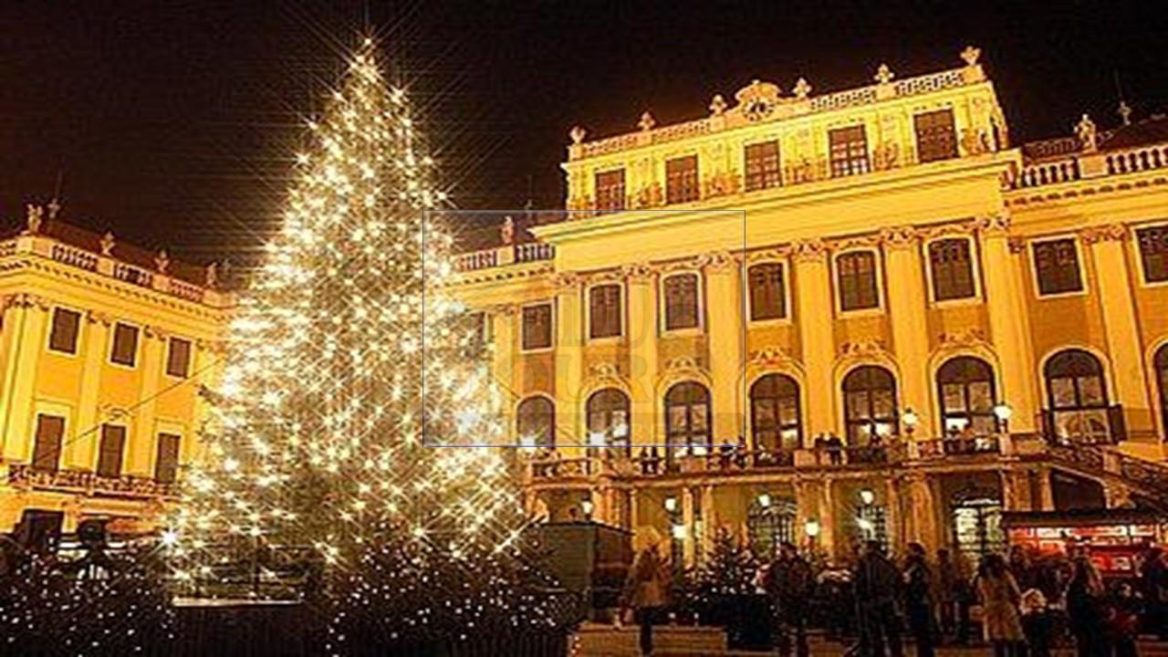 Advent Bécsben + Schönbrunni kastély
