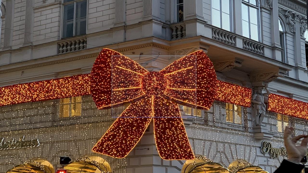 Advent Bécsben + városnézés