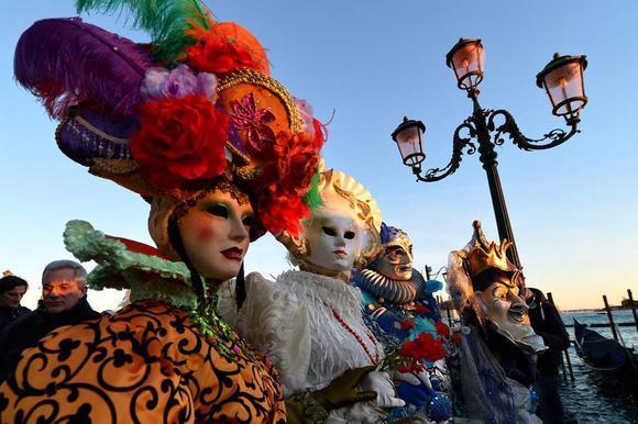 Velencei karnevál (1éj)
