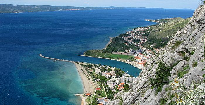 Nyár Dalmáciában