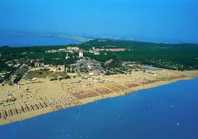 Olasz tengerpart - Rosolina Mare
