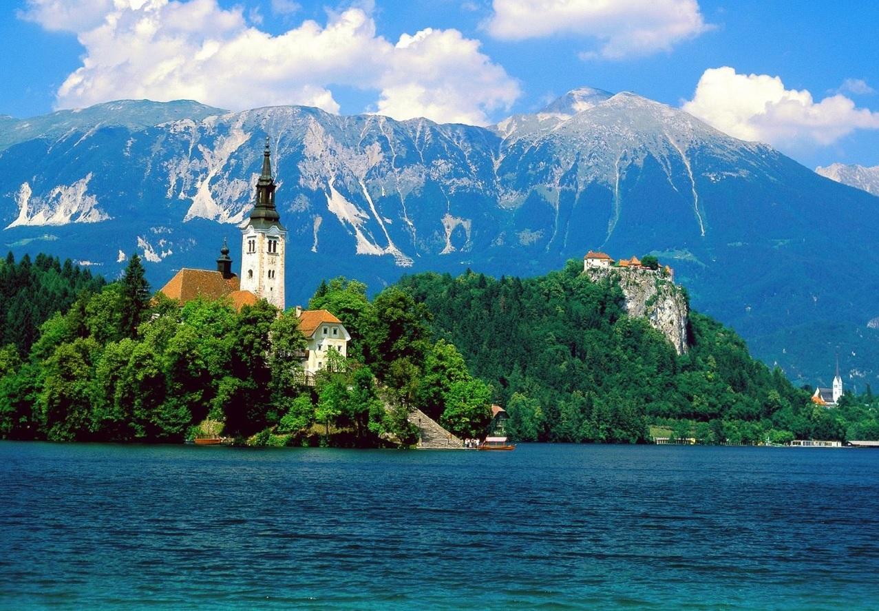 A mesés Őrség és a csodás Szlovénia
