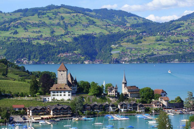 Svájc csodás csúcsai