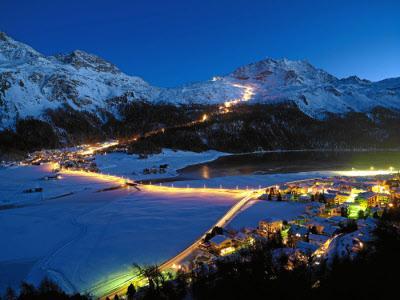 Stílus és elegancia - síelés St. Moritzban