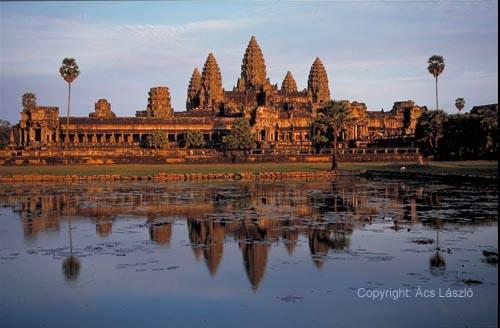 Angkor felfedezése (6 nap/5 éj)