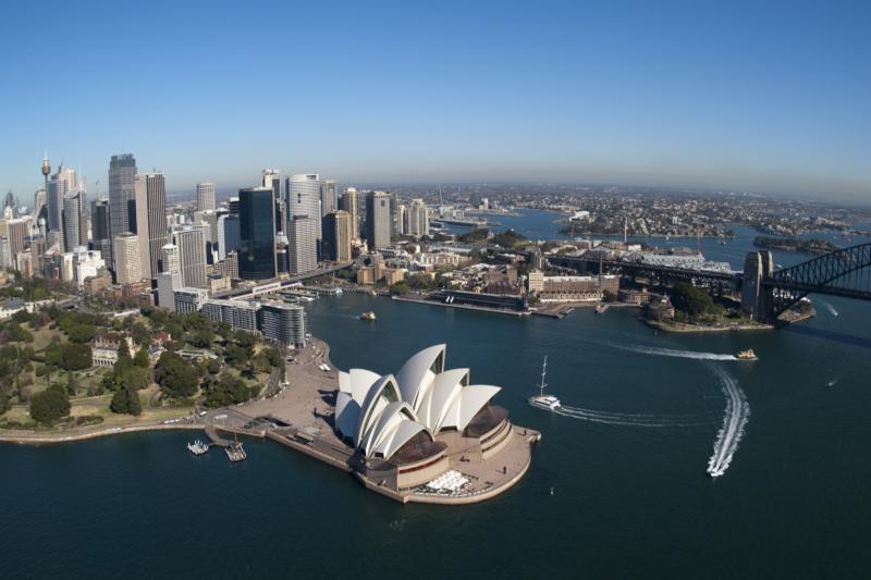 Melbourne-től Sydney-ig a part mentén - Repülj és vezess!
