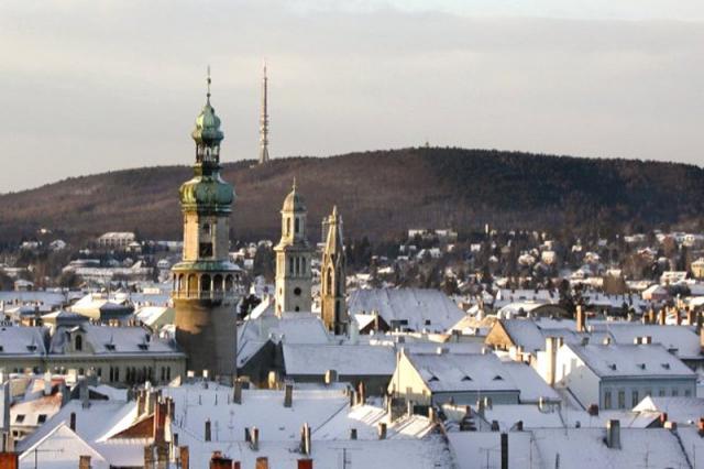 Havas fondorlat - Hotel Sopron