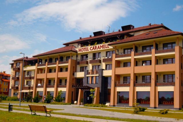 Újévi Varázslatok - Hotel Caramell