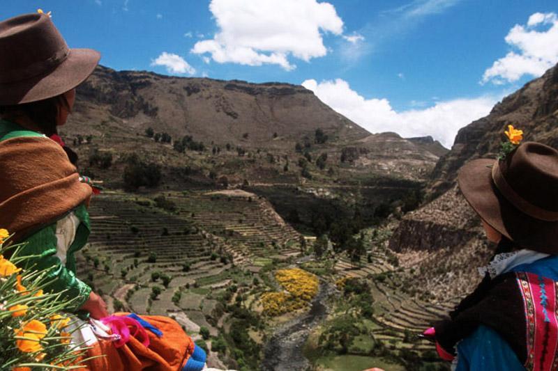 Peru legendás látnivalói