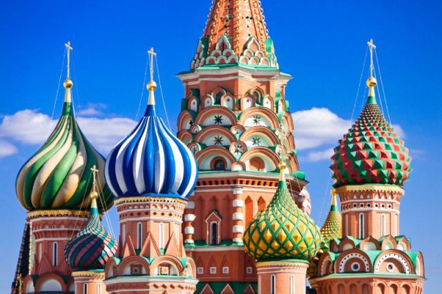 Moszkva gyöngyszemei