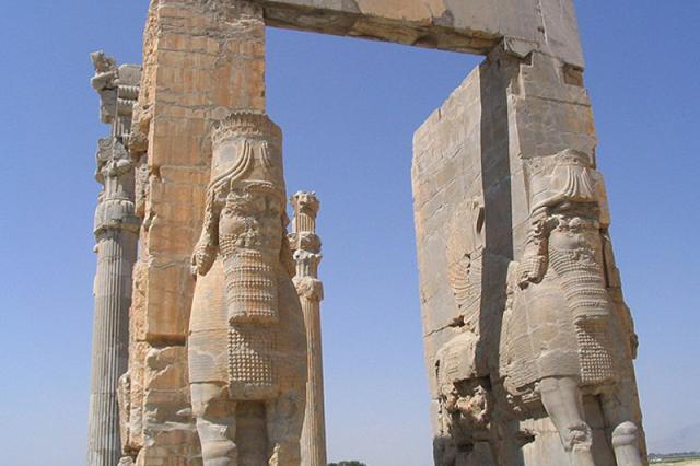 Az ősi Perzsia