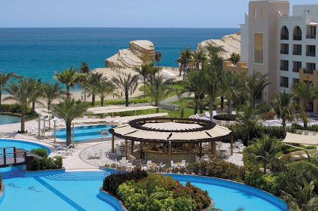 La Barr Al jissah Al Waha Resort