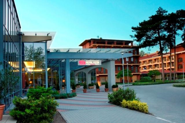 Szombati Szieszta - Hotel Azúr
