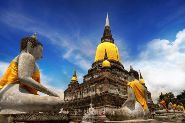 Közép-Thaiföld csodái - minikörút