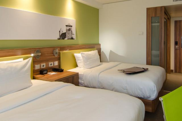 Hotel Hampton by Hilton Hamburg City Centre