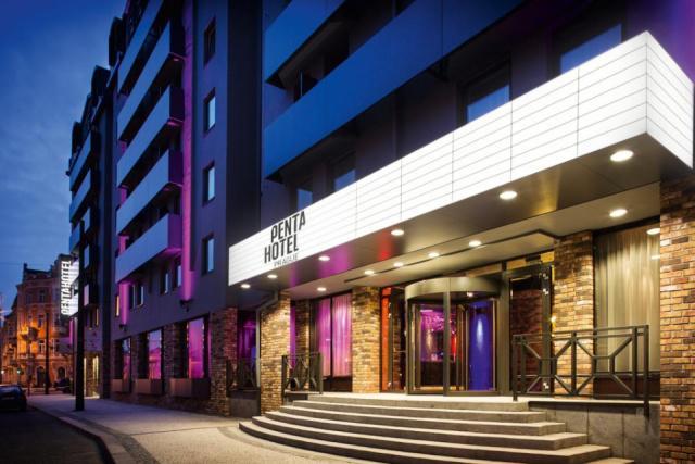 c971c9cd3a Csehország - Prágai kirándulások - Hotel Penta****