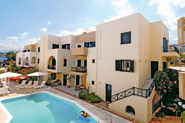 Appartements Residence Villas