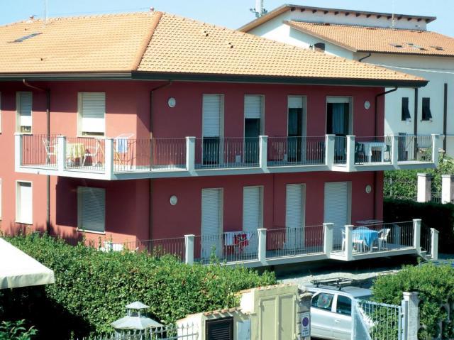 Apartmanok Marina di Massában II.