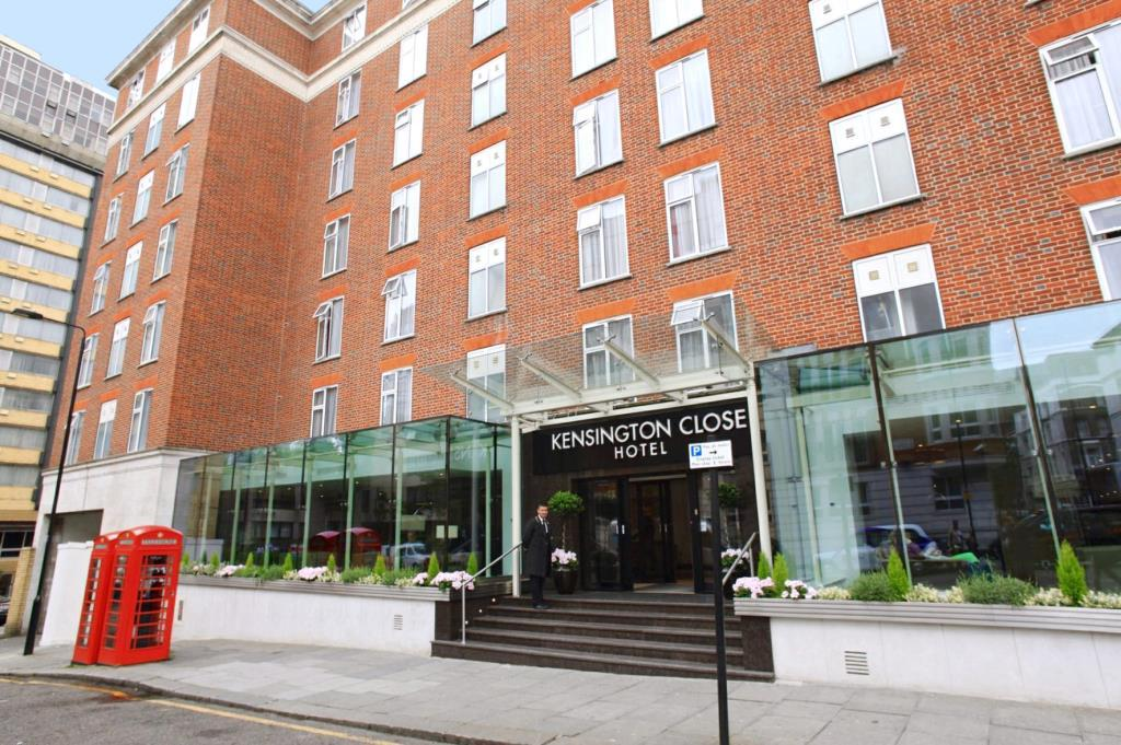 The Kensington Close Hotel