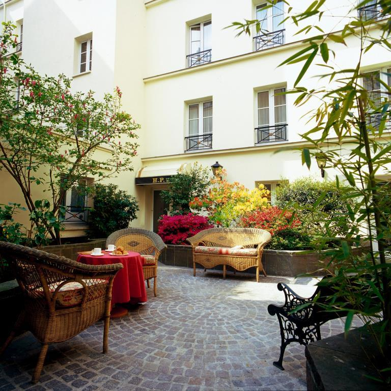 Le Patio St. Antoine