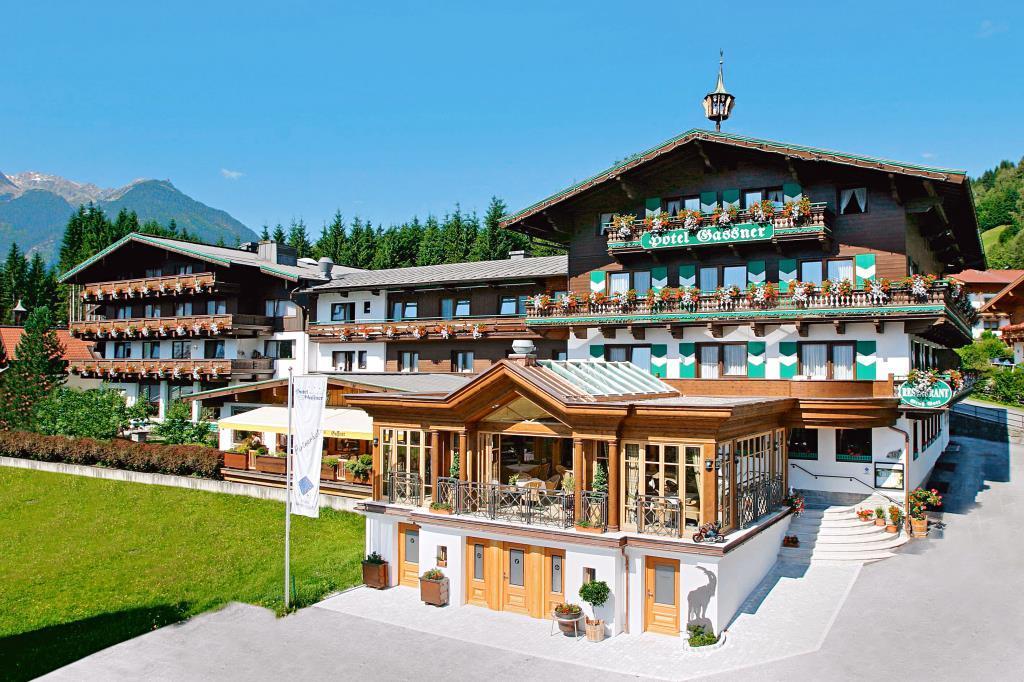 Wanderhotel Gassner